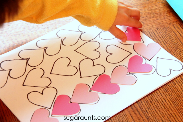 Visual perception, fine motor, eye-hand coordination, and other skills can be used with this heart maze in Valentine's Day occupational therapy sessions.