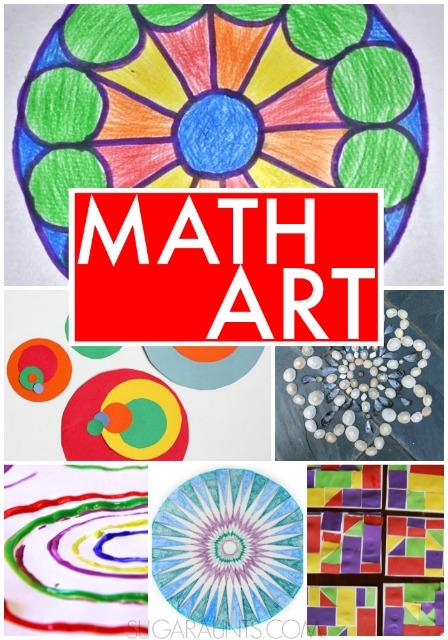 Math art ideas