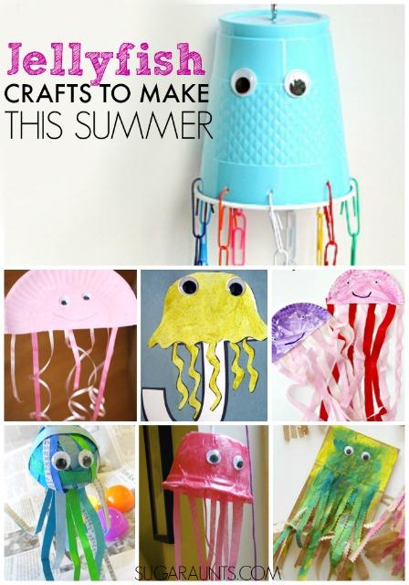 jellyfish crafts