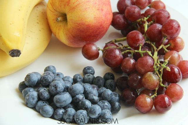 Cooking with Kids: Healthy Jam and Greek Yogurt Fruit Dip recipe