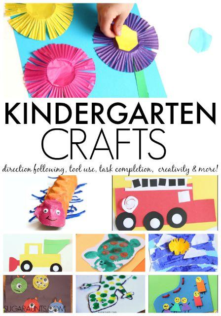 Kindergarten Craft ideas