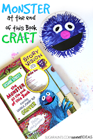 Monster at the End of this Book craft