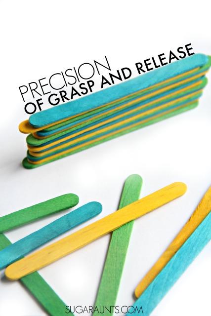 Precision grasp