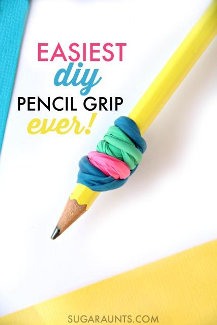 Pencil Grip idea