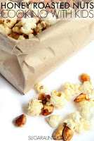 Honey Nut Popcorn
