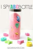 Alphabet Discovery Bottle