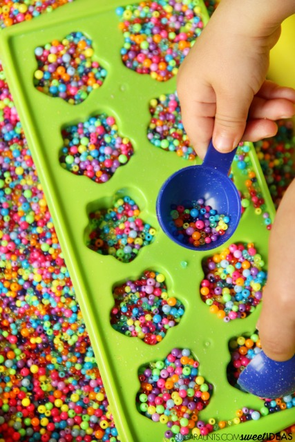 """What is eye-hand coordination and how does this skill impact """"big picture"""" tasks like reading, writing, fine motor skills, and gross motor skills?  This easy, low-prep eye hand coordination activity can help."""