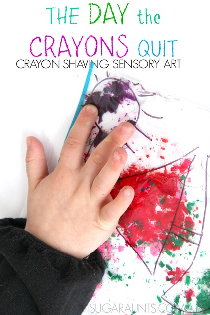 bilateral coordination sensory writing activity