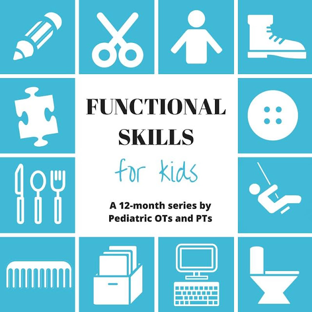 Functional Skills for Kids series