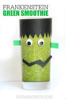 Frankenstein Green Smoothie