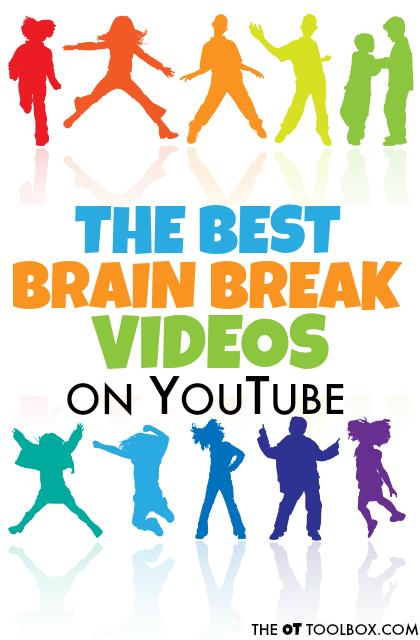 brain break videos on youTube