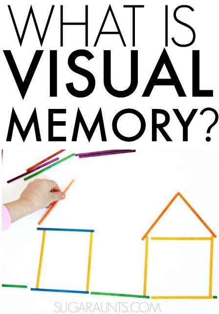 Visual memory information