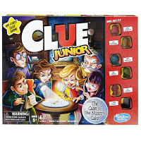 Use the game Clue Jr to The Mastermind game is a great activity to teach foresight and a good toy to help with executive function disorder.