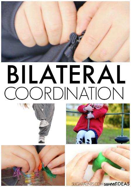 bilateral coordination activities