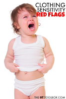 Clothing sensitivities red flags for sensory processing concerns