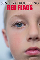 Sensory processing red flags for parents to help identify sensory needs in kids