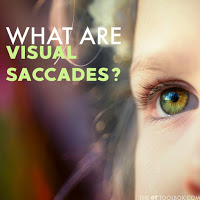 Saccades and learning, read more to find out what are saccades, how to screen for visual saccades, and what saccadic impairments look like.