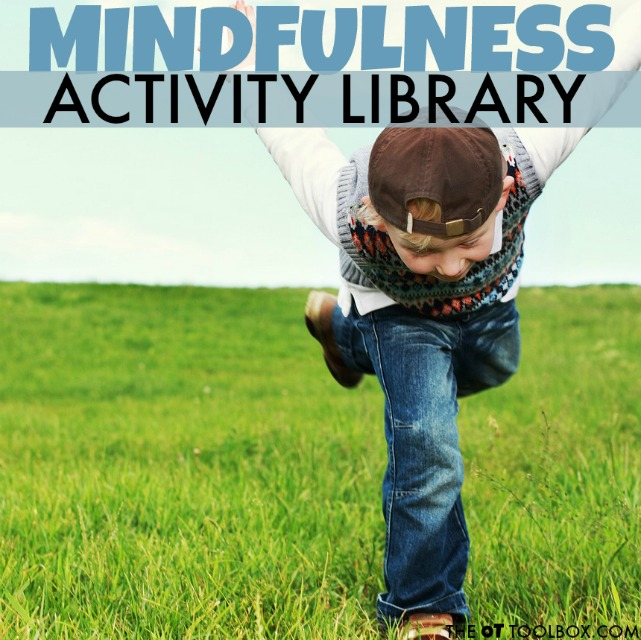 Mindfulness activities for kids ideas and ways to incorporate mindfulness into the home and classroom.