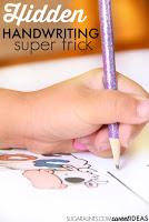 Easy Trick for Tripod Grasp Pencil Grip