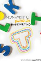 Line awareness and spatial awareness without handwriting