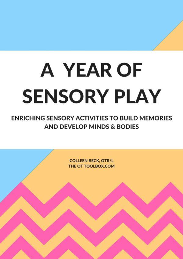 A Year of Sensory Play