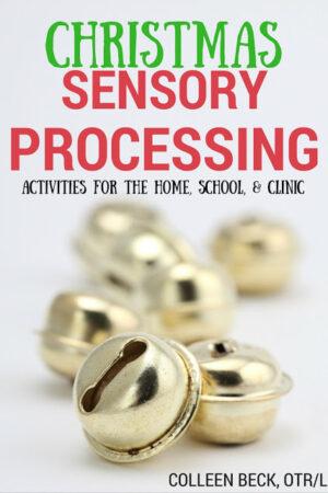 Christmas Sensory Activities guide