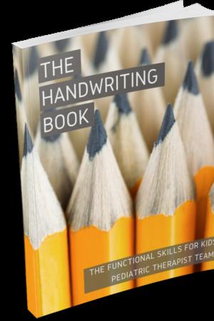 the handwriting book The OT Toolbox