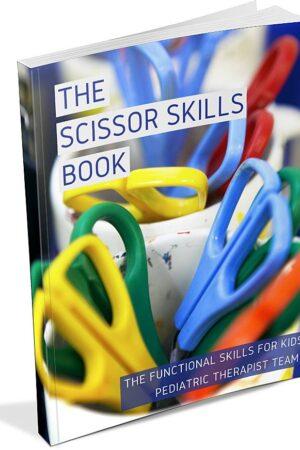 scissor skills book