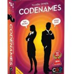 Codenames game for executive function skills