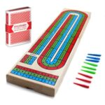Cribbage game for executive function skills