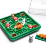 Jump in game for executive function skills