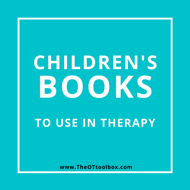 Pair popular children's books with hands on activities to help kids build skills, perfect addition to occupational therapy sessions.