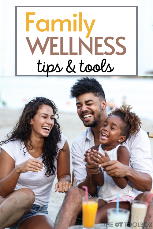 Family wellness is an important piece of the family life. Use these tips for wellness strategies to inspire healthy living and family activities for well being.
