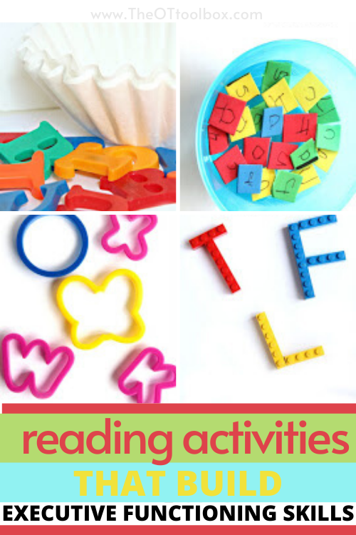 Kindergarten lesson plans can include these reading and writing activities that build executive functioning skills