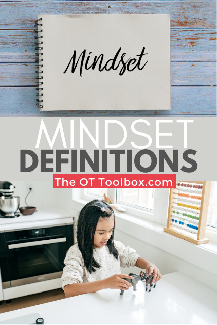 mindset definitions and other skills such as empathy, mindfulness, resilience,