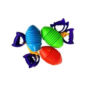 Zoom ball is a great gross motor toy for kids.