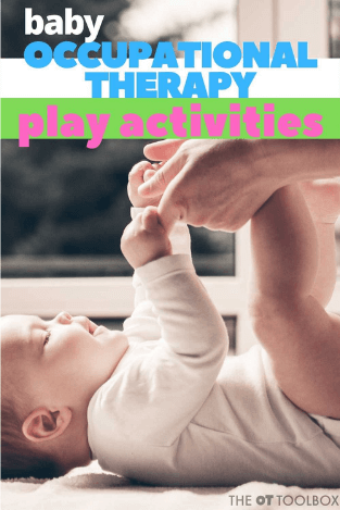 baby occupational therapy activities for baby play
