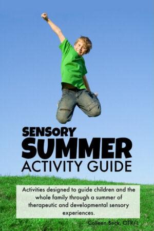 summer sensory activity guide