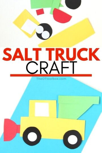 salt truck craft