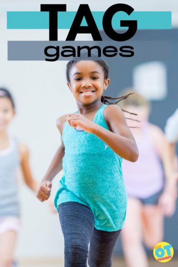 Tag games for kids