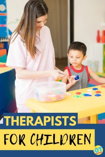 therapists for children