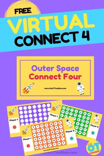 Virtual Connect 4 Game